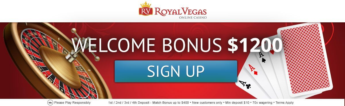 Six-Figure Prize for Top Weekly Winner at Royal Vegas Casino