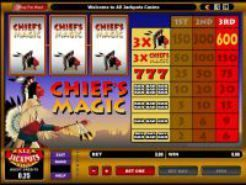 Chief's Magic Slots
