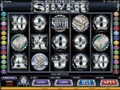 Sterling Silver Slots