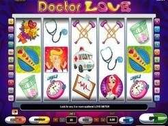Doctor Love Slots (CryptoLogic)
