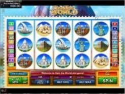 Spin the World Slots