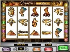 Serpent's Treasure Slots