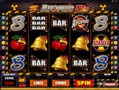 Power Spins Atomic 8's Slots