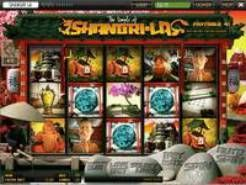 The Temple of Shangri La Slots